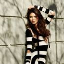 Kendall Jenner Harper's Bazaar Arabia April 2013