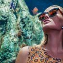 Toni Garrn Agua De Coco Beachwear Springsummer 2015