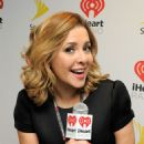 Ana Maria Canseco- iHeartRadio Fiesta Latina Presented by Sprint - Backstage - 454 x 600