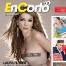 Laura Flores - Encorto Magazine Cover [Mexico] (6 March 2013)