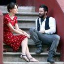 Adam and Keira film in New York