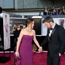 Ben Affleck and Jennifer Garner At The 85th Annual Academy Awards (2013)