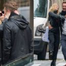 Annabelle Wallis and Chris Martin - 454 x 303