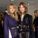 Freja Beha and Abbey Lee - 433 x 650