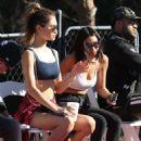 Chantel Jeffries – Jamie Foxx's Charity Celebrity Basketball Event in LA - 454 x 681