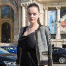 Roxane Mesquida – Elie Saab Fashion Show in Paris - 454 x 680