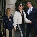 Cara Delevingne and Ashley Benson – Leaving the Ritz Hotel in Paris 03/05/2019 - 454 x 702
