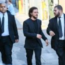 Kit Harington- July 10, 2017- Visits 'Jimmy Kimmel Live'
