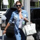 Kate Walsh is seen in West Hollywood