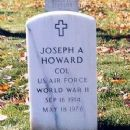 Col. Joseph A. Howard