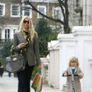 Claudia Schiffer - In West London - April 21 '08