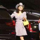 Selena Gomez – leaving the Greek theater in LA