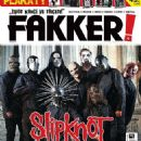 Slipknot - Fakker! Magazine Cover [Czech Republic] (April 2014)