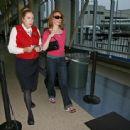 Alicia Witt - LAX Airport, 2007-11-06