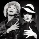 "Chita Rivera and Gwen Verdon in The 1975 Musical ""Chicago"""