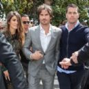 Nikki Reed Ian Somerhalder Out In Cannes
