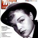 Simone Signoret - TV Dvd Jaquettes Magazine Cover [France] (July 2014)