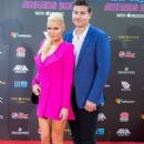 Sophie Monk – 31st Annual ARIA Awards in Sydney - 454 x 681