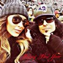 Nikki Sixx and Courtney Bingham - 454 x 450