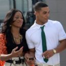 Keke Palmer and Lucien Laviscount - 454 x 392