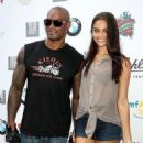 Tyson Beckford and Shanina Shaik - 454 x 628