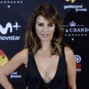 Monica Cruz- 'The Queen Of Spain' Premiere in Madrid - 454 x 623