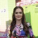 Olivia Sanabia – 'Zombies 2' Premiere in Burbank - 454 x 681