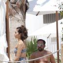 Olivia Culpo – Photoshoot set in Ibiza 06/27/2018