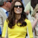 Prince Windsor and Kate Middleton : Wimbledon 2018 Men's Singles Final - 454 x 789