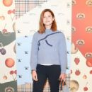 Bonnie Wright – Burberry x Elle Celebrate Personal Style with Julien Boudet in LA - 454 x 681
