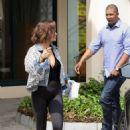 Selena Gomez – Leaves the gym in Los Angeles