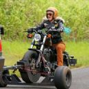 Katy Perry – Filming her new music video in Kilauea