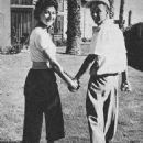 Frank Sinatra and Ava Gardner - 454 x 582