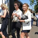 Kate Winslet – 2018 Wimbledon Tennis Championships in London