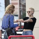 Kristen Stewart and Stella Maxwell out in New Orleans