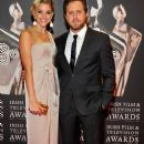 A.J. Buckley and Abigail Ochse - 377 x 601