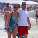 Ferne McCann and Arthur Collins - 454 x 665
