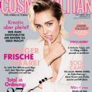 Miley Cyrus – Cosmopolitan Magazine – October 2019