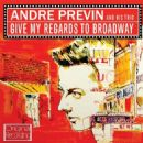 Andre Previn  And His Trio Give My Regards To Broadway - 454 x 454