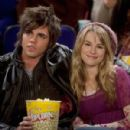 Reid Ewing and Bridgit Mendler