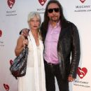 Ace Frehley attends the sixth annual MusiCares benefit concert at Club Nokia on May 7, 2010 in Los Angeles, California - 349 x 594