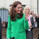 Kate Middleton – Visits Lavender Primary School in London - 454 x 668