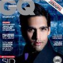 Siddhartha Mallya - GQ Magazine Pictorial [India] (September 2011) - 314 x 407
