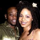 Omar Epps and Sanaa Lathan - 395 x 315