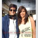 "Shahid Kapoor and Priyanka Chopra - shot for Kunal Kohli's Next ""Teri Meri Kahani"" (working title) in London, July 2011"