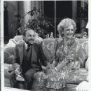 Betty White and Brent Collins