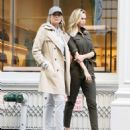 Erin and Sara Foster – Photoshoot in New York - 454 x 561
