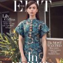 Lily Collins - The Edit Magazine Pictorial [United Kingdom] (29 June 2017)