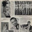 Myrna Hansen - De Lach Magazine Pictorial [Netherlands] (10 June 1955)