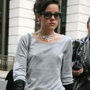 Lily Allen Arriving For The Harper's Bazaar Women Of The Year Awards At The Dorchester Hotel - September 7 2009
